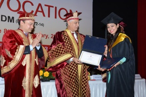 glbajaj_convocation11