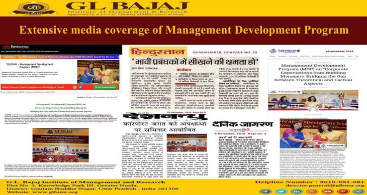 media-coverage-management-development-program