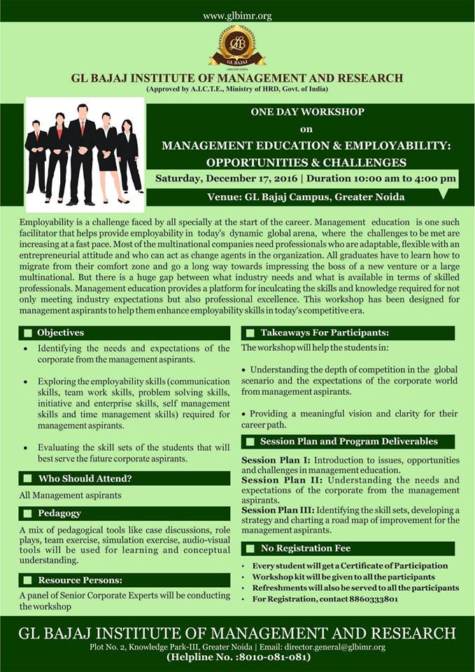 workshop-on-management-education-employability