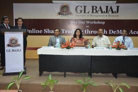 workshop-on-online-share-trading-through-demat-account-glbimr-13