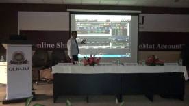 workshop-on-online-share-trading-through-demat-account-glbimr-14