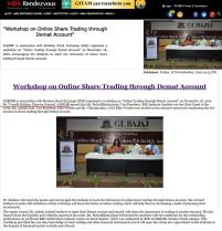 workshop-on-online-share-trading-through-demat-account-glbimr-27