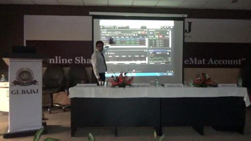workshop-on-online-share-trading-through-demat-account-glbimr-36