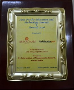 best-institute-in-asia-with-strong-corporate-connect-by-assocham-1