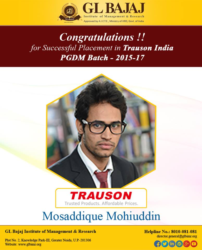 congratulations-for-placements-trauson-india-feb27