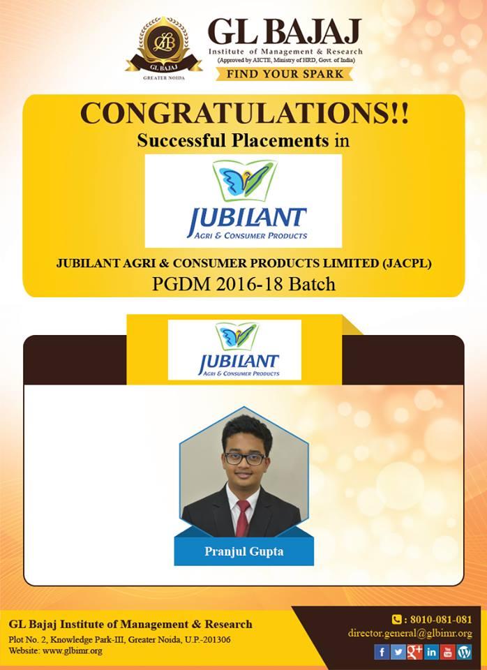 JACPL-Pranjal-Gupta-Jubilent-glbim