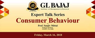 Consumer-Behaviour-glbimR-2k18