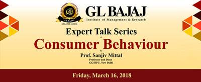 Consumer-Behaviour-glbimR-2k18