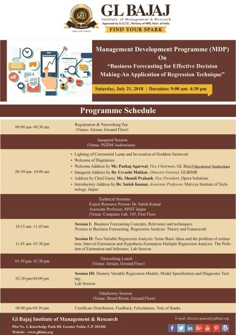 Final MDP Programme Schedule (1)