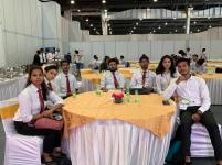 GLBIMR students participated in India International